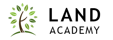 Land Academy Logo Horizontal_Logo Showcase
